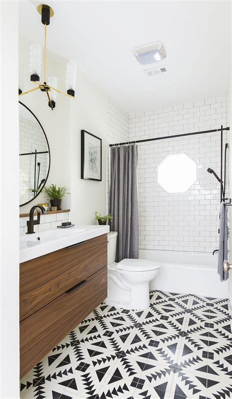 Bathroom Subway Tiles - ways to use tile in your bathroom better homes gardens
