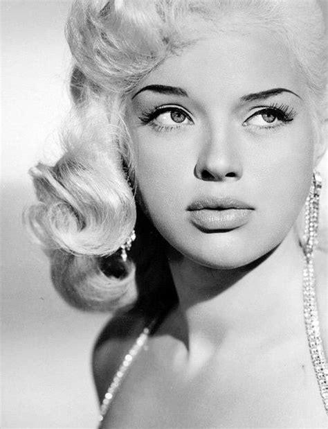 vintage actress list diana dors english vintage actress screen siren sex