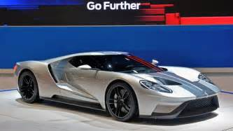 2017 ford gt price specs engine top speed
