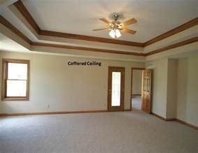 Coffered Ceiling Vs Tray Ceiling Coffered Tray Ceilings Njw Construction