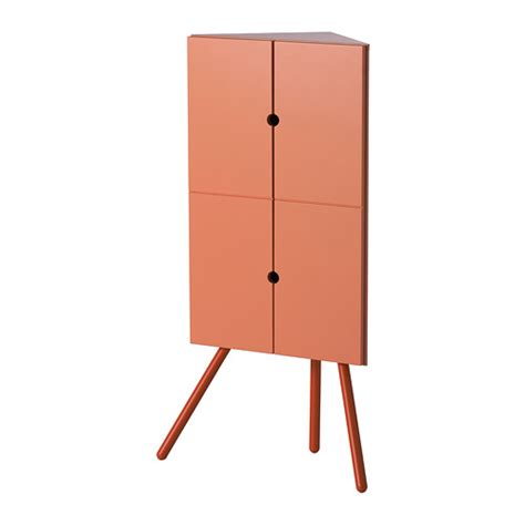 Recycled Kitchen Cabinets For Sale by Ikea Ps 2014 Corner Cabinet Pink Ikea