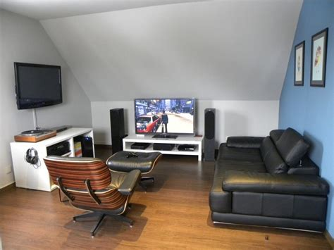 Video Game Room Interior Design And Decoration