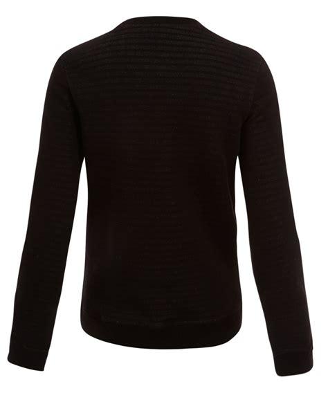 Guess Eiffel Black lyst kenzo black eiffel tower cotton sweatshirt in black