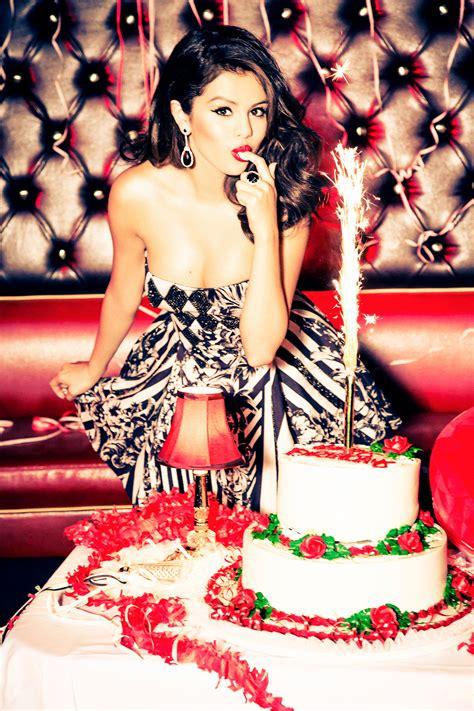 Selena Gomez In Ellen Von Unwerth  Photoshoot For