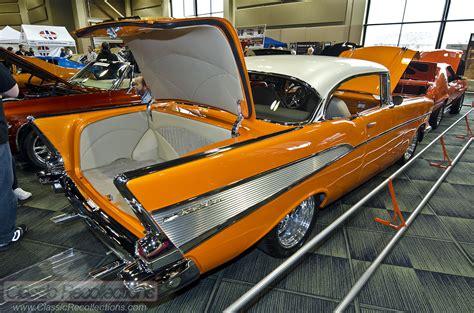 CRCSE SHOW: 1957 Chevrolet Bel Air Custom ? Classic