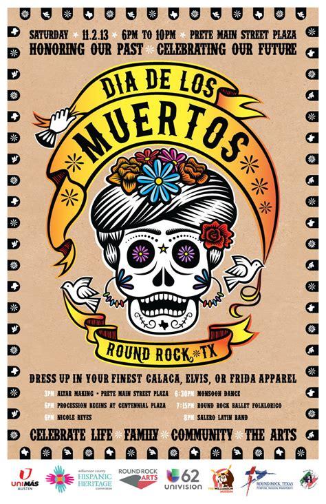 The Y Universal Cover Os Print Dia De Dulces rock celebrates dia de los muertos with procession festival on nov 2