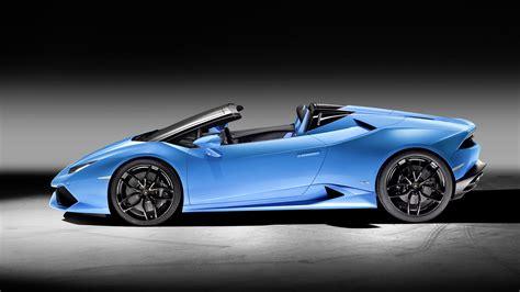 Lamborghini Spyder 2016 Lamborghini Huracan Lp 610 4 Spyder 3 Wallpaper Hd