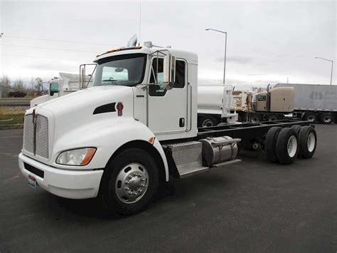 2009 kenworth truck 2009 kenworth t370 day cab truck for sale 112 000 miles