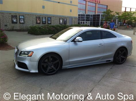 2009 Audi Rs5 by 2009 Audi S5 With A Rieger Kit Rs5 Grille And