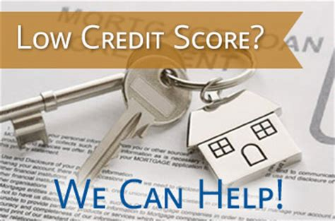 lowest credit score for home loan what credit score do i