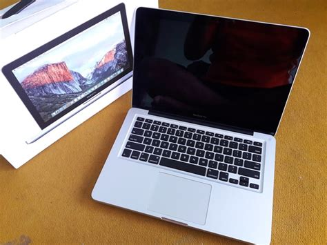 Macbook Pro Md101 Second Jual Macbook Pro Md101 I5 Mulus Like New Cc 7 Pembelian Bln 12 2016 Malang Laptop