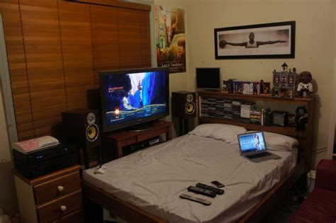 apartment setups excellent best bedroom gaming setup 39 in interior