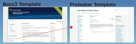 template protostar template style settings in joomla 3 inmotion hosting
