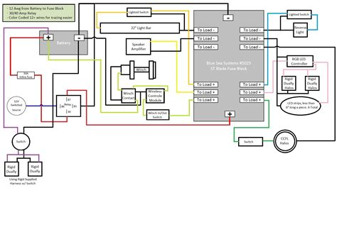 rhino relay diagram free wiring diagrams schematics