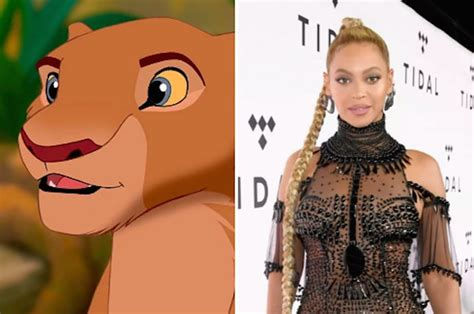 samantha keatings likes stumbleupon here s what the live action cast of quot the lion king quot looks