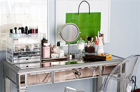Organize Vanity Table Bhg Style Spotters