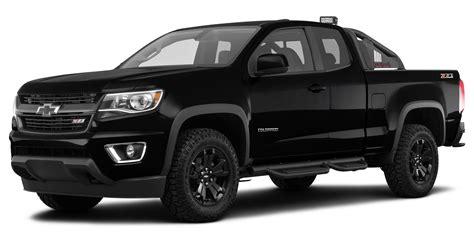 4 Door Chevy Colorado 2017 by 2017 Chevrolet Colorado Reviews Images And