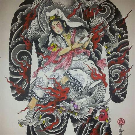 japanese full body tattoo art 73 best images about irezumi motive on pinterest tattoo