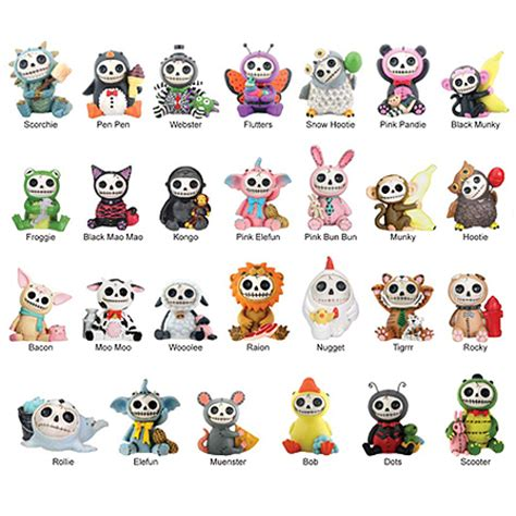 Home Decor Supplies furrybones figurines at soap plant wacko ytc summit