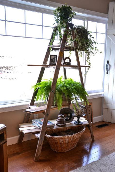 Ladder Decoration Ideas by 36 D 233 Cor Ideas With Ladders Vintage Charm With Space