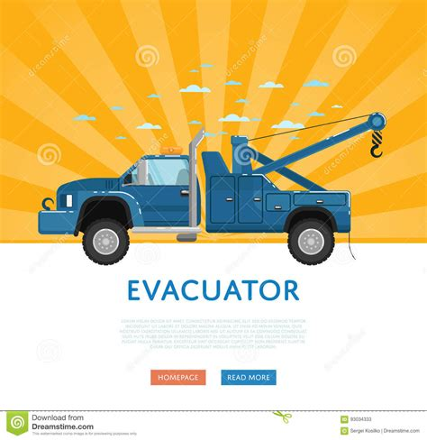 design my dream truck online tow cartoons illustrations vector stock images 2077