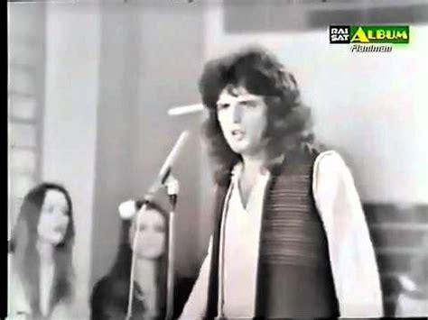 alan sorrenti tu sei l unica donne per me testo delirium jesahel 1972 audio restaurati hd