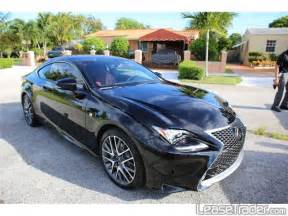 Lexus Is 350 Coupe 2016 Lexus Rc 350 Coupe Lease Miami Florida