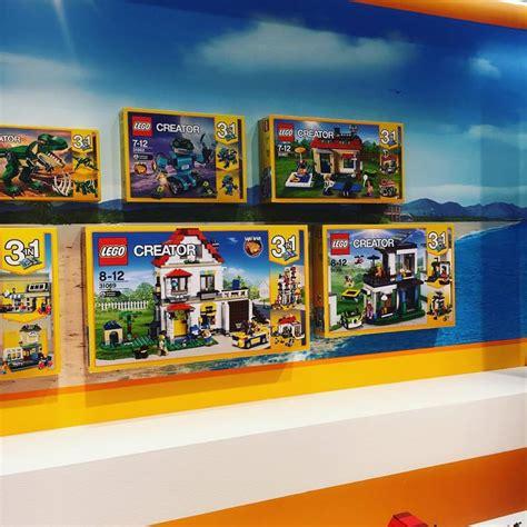 Lego Creator 31067 Modular Poolside Bad Box nuremberg fair 2017 is now in swing the brick show