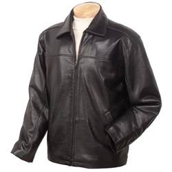Leather Jackets For S Burk S Bay 174 Leather Driving Jacket Black
