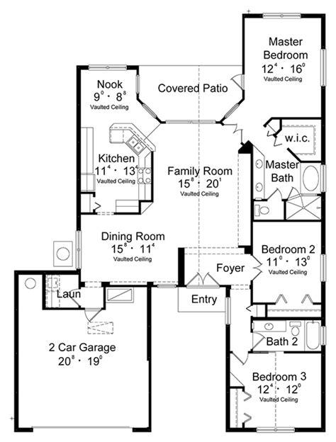mediterranean style house plan 3 beds 2 baths 1250 sq ft mediterranean style house plan 3 beds 2 baths 1806 sq ft