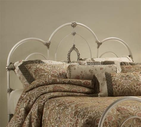 Metal White Headboard Hillsdale Antique White Metal Headboard Gowfb Jessis Room Pinterest