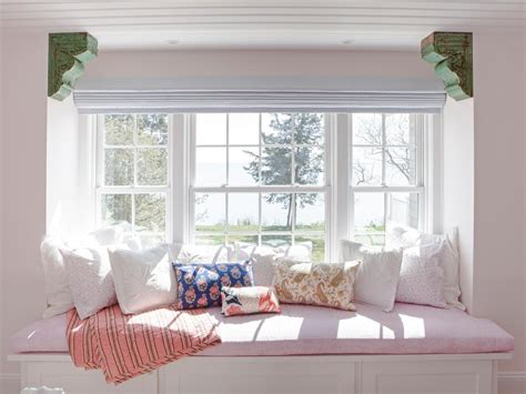 bedroom window seat photos hgtv