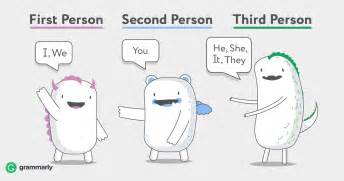 Second Person Essay by Second And Third Person Ways Of Describing Points Of View Grammarly