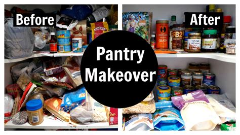 Pantry Makeover Ideas by Pantry Makeover Pantry Organization Ideas 2016