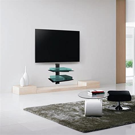 Floating Shelf Tv Stand by Tv Floating Shelf Shelves Stand Wall Mount Console Media