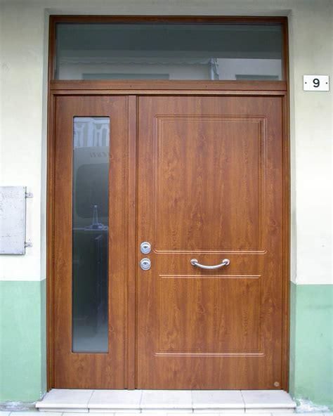 portoncini d ingresso con vetro porte e portoncini d ingresso in pvc anche blindati