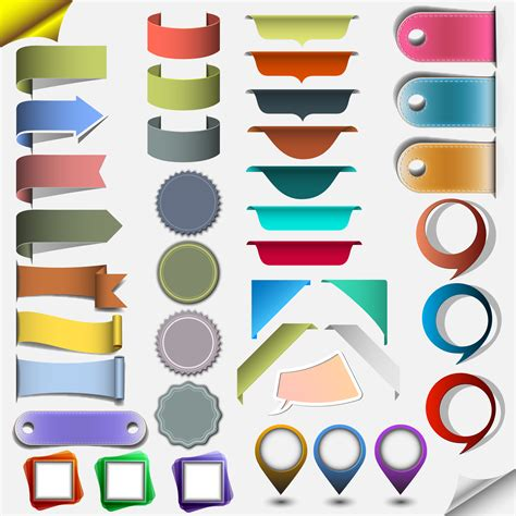 design elements banner free website banner images