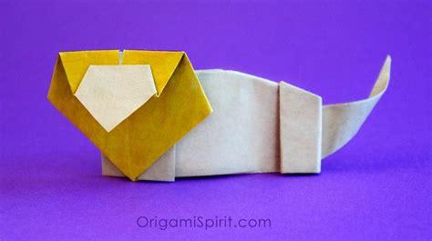 tutorial origami lion 1334 best origami tutorials 3 images on pinterest