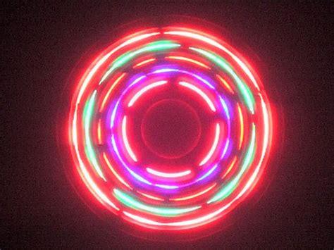 spinning lights at brosjr mobile
