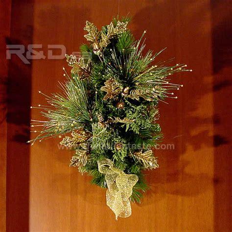 addobbi per porte decorazioni natalizie per porta o parete