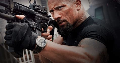 fast and furious 8 first look first look at dwayne johnson s fast and furious 8 in