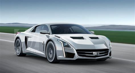 2020 Cadillac Sports Car by Design Studio Renders A Cadillac Supercar Ls1tech