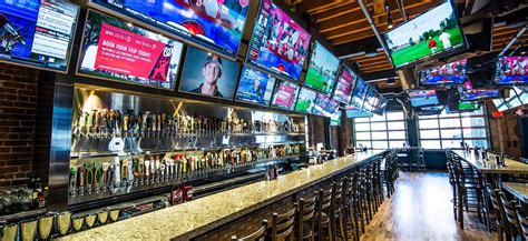 top sports bar 10 of the best sports bars in charlotte wheretraveler
