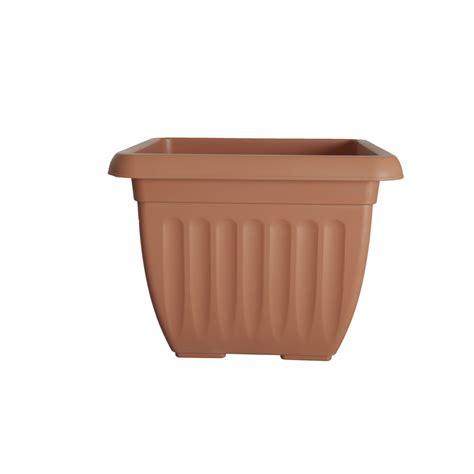 wilko terracotta plant pot 15cm at wilko com wilko planter square athens terracotta colour 39cm at