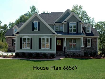 craftsman house plans with walkout basement craftsman house plans brick craftsman style house plans