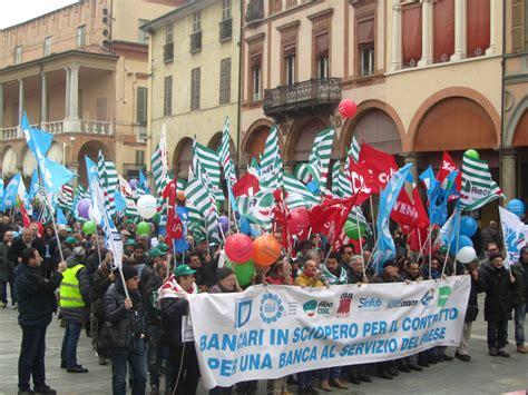 banche faenza sciopero bancari delle bcc resoconto da faenza corriere
