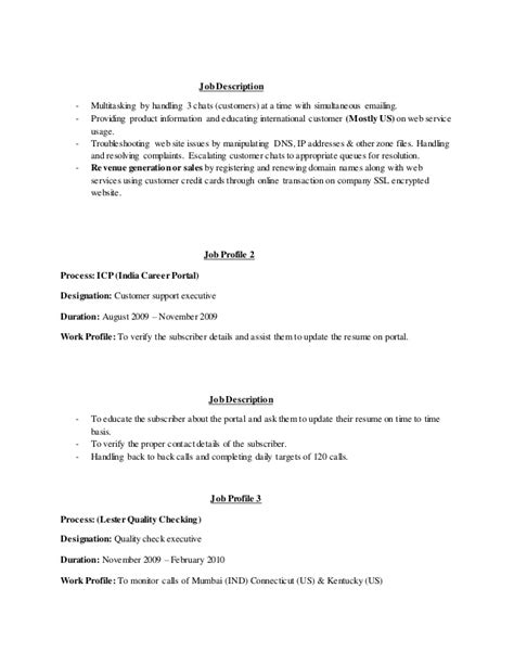 multitasking resume resume ideas