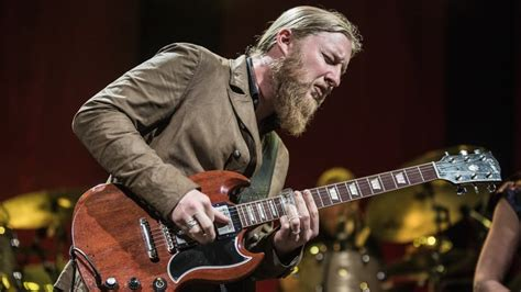 New York House by Derek Trucks On What He Learned From Allman Brothers
