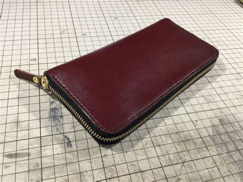 free pattern for zip around wallet round zipper wallet with pattern leather wallets