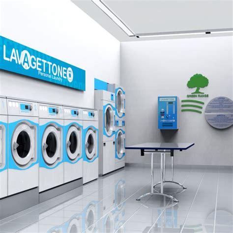 Laundry Shop Layout Designs | coin laundry interior design lavagettone studio sano